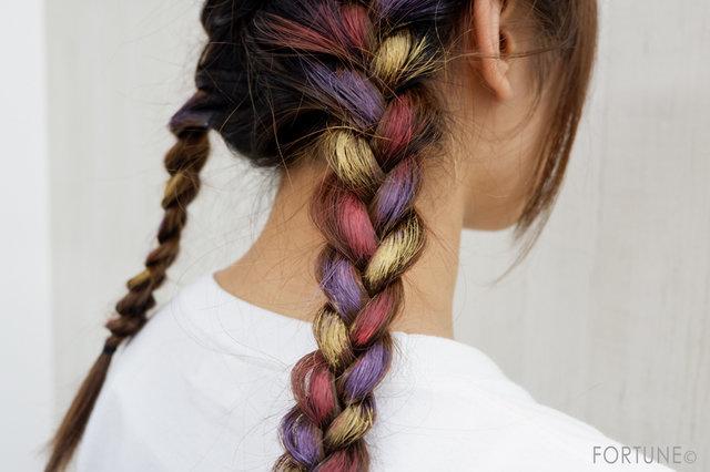 ビナ薬粧/ハデ髪カラーワックス