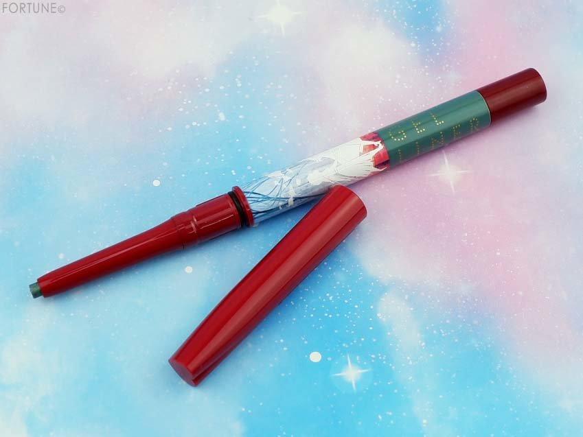画像:資生堂「アナと雪の女王2」限定デザイン商品 インテグレート「スナイプジェルライナー(シャドウタッチ)F2」