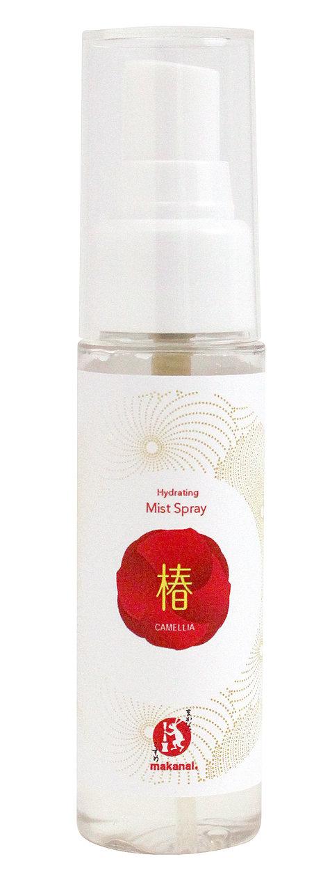 まかないこすめ「しとやかな椿の香り」四季折々 もっとうるおいたい日の保湿スプレー