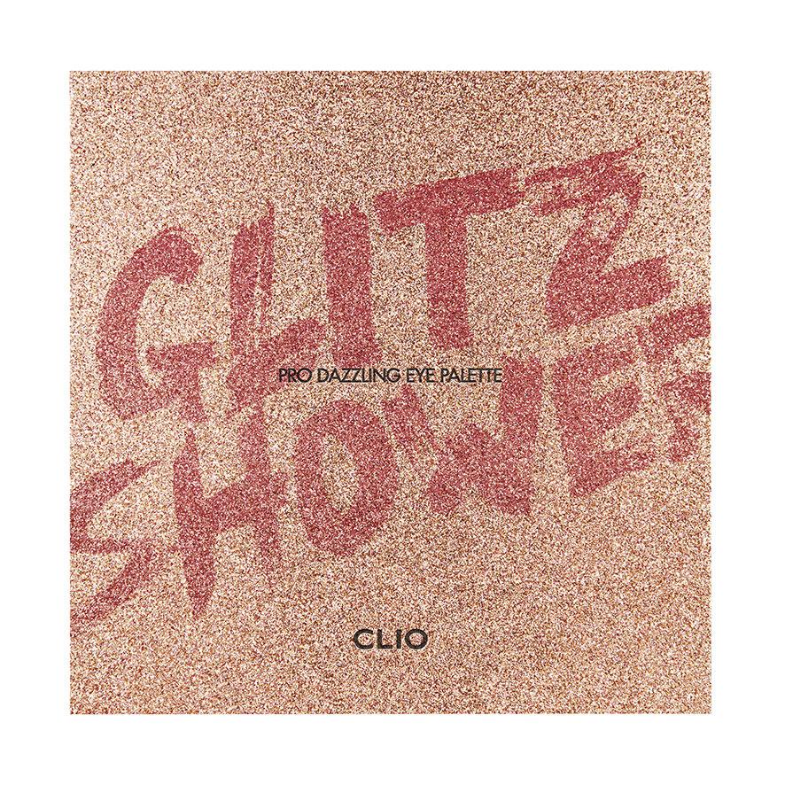 CLIO(クリオ) プロ ダズリング アイパレット グリッツ シャワー