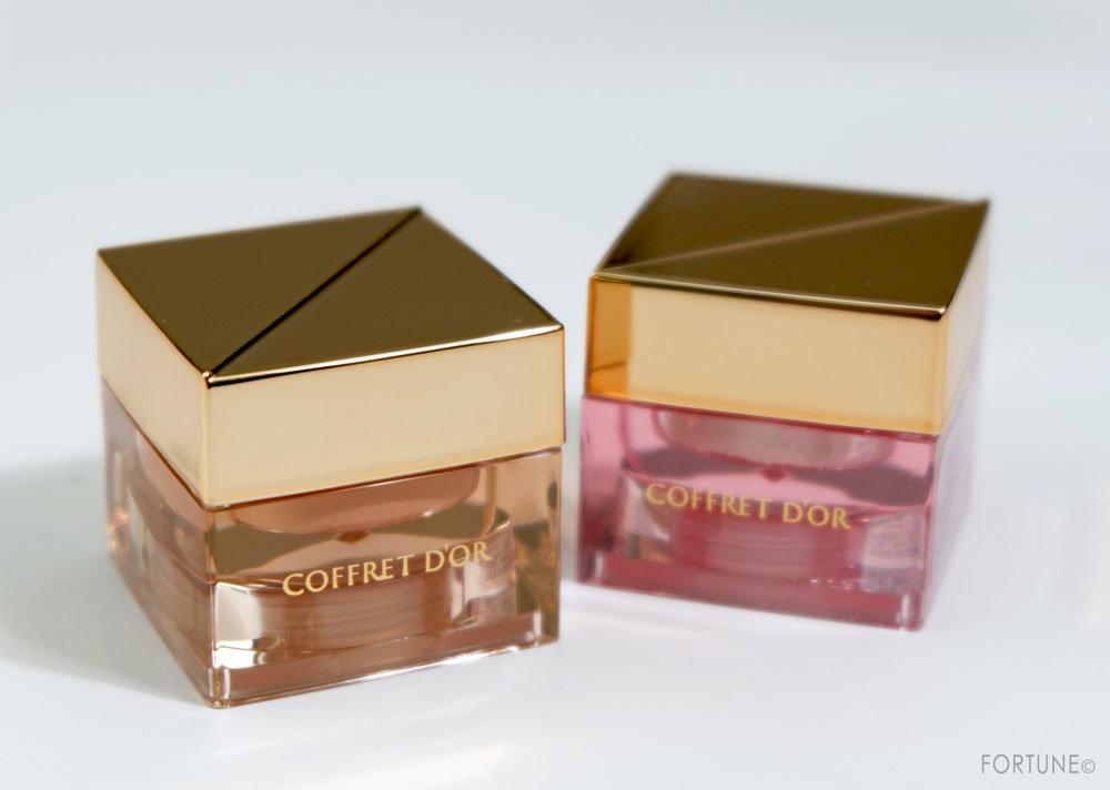 画像:COFFRET D'OR(コフレドール)「3Dトランスアイベース」全2色