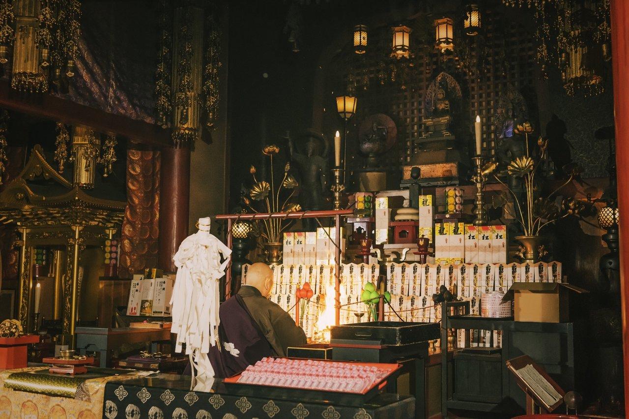 パラドゥ サクラヴェールリップ「千葉厄除け不動尊山内 縁結び大社(愛染神社)」
