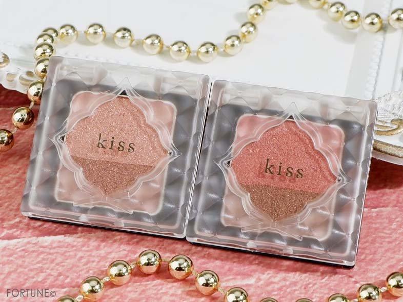 画像:、kiss(キス)の「キス デュアルアイズBX」バレンタイン限定カラー
