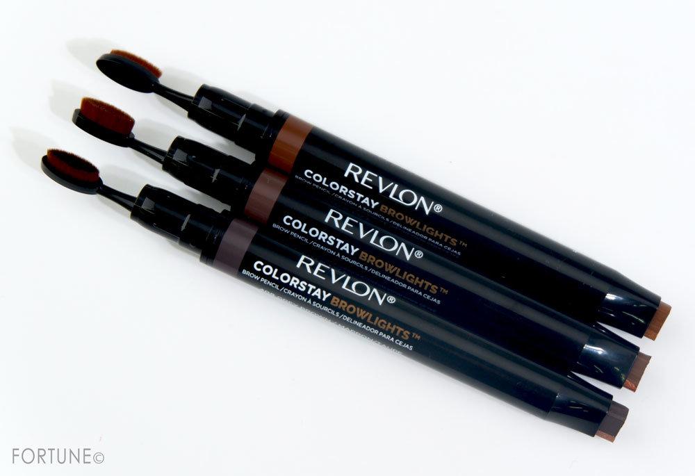 画像:REVLON(レブロン)「カラーステイ ブロウライツ」全3色