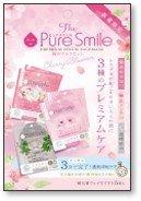 ザ・ピュアスマイル プレミアムセラムマスク「桜のマスクセット」