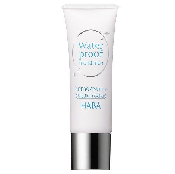 HABA(ハーバー) ウォータープルーフファンデーション