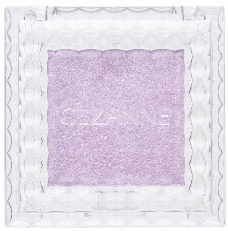 セザンヌ シングルカラーアイシャドウ「05 ピュアラベンダー」