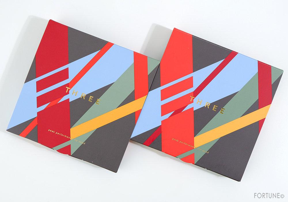THREE ピークパフォーマンスリップクアッド 全2種|2020夏コレクション