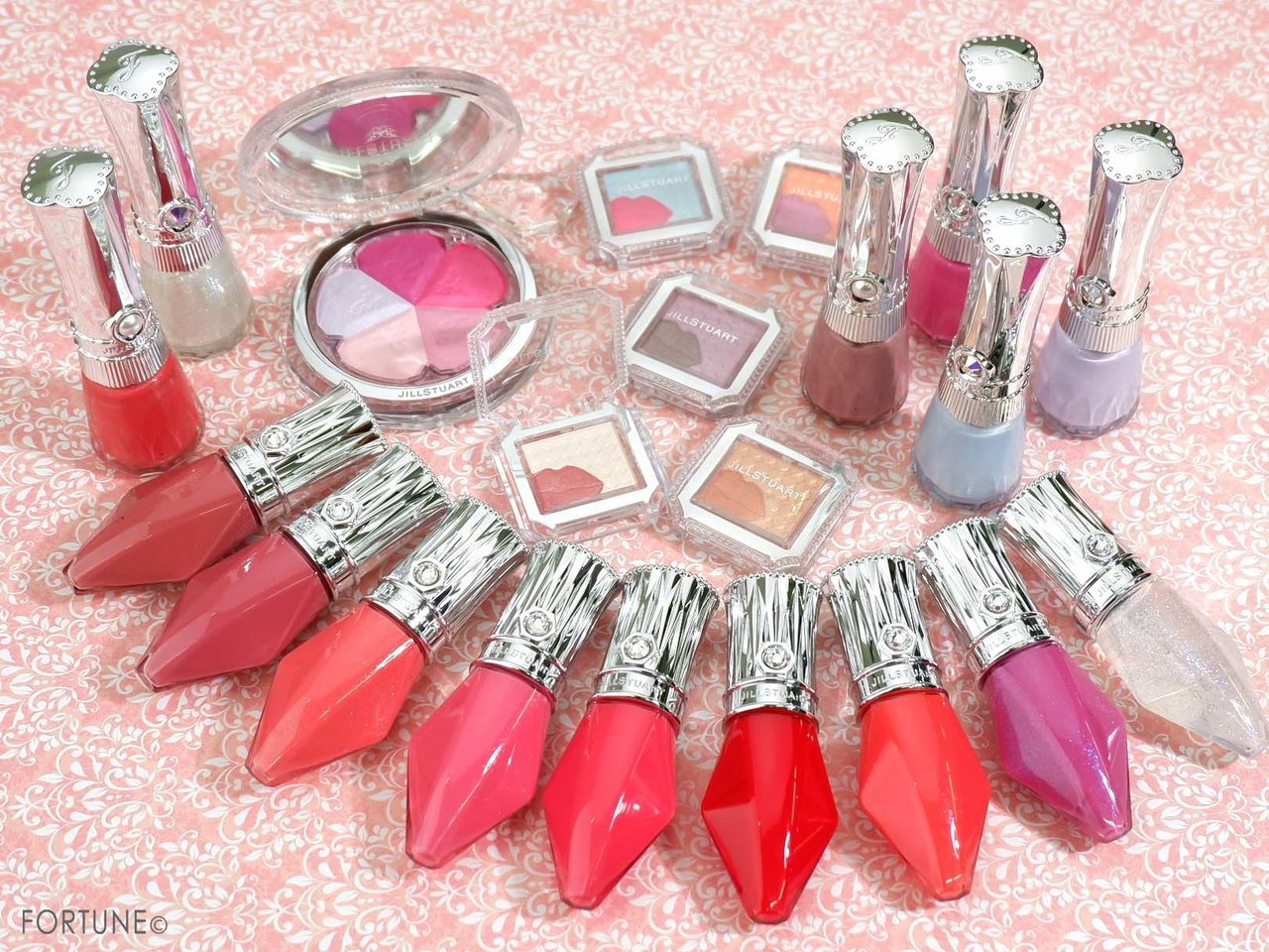 画像:JILL STUART Beauty(ジルスチュアート ビューティ)夏コレクション『Crystal Carat』