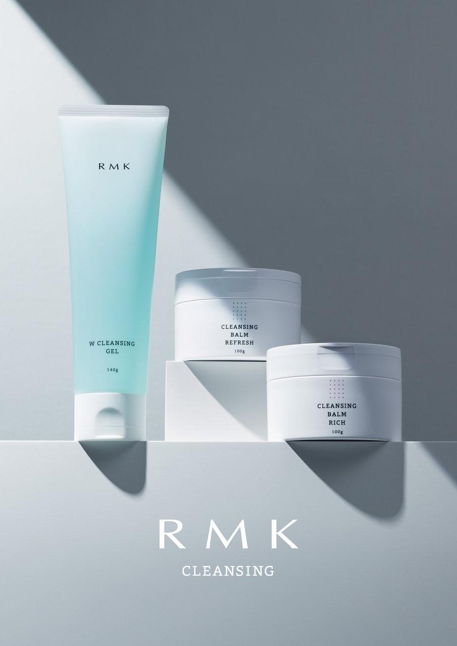 RMK クレンジングバーム リフレッシュ/リッチ/Wクレンジングジェル