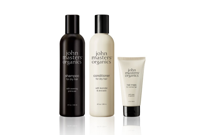 john masters organics(ジョンマスターオーガニック) スプリングマイファーストキット