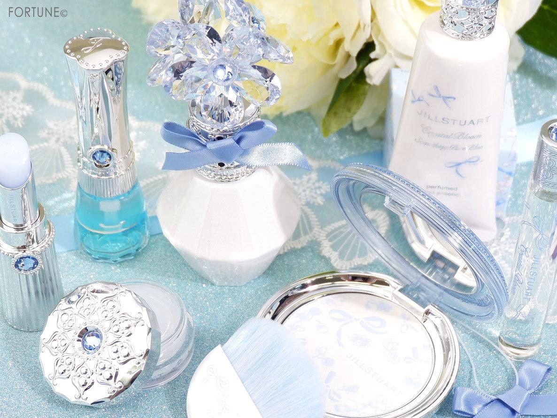 画像:JILL STUART Beauty(ジルスチュアート ビューティ)『Something Pure Blue(サムシングピュアブルー)』