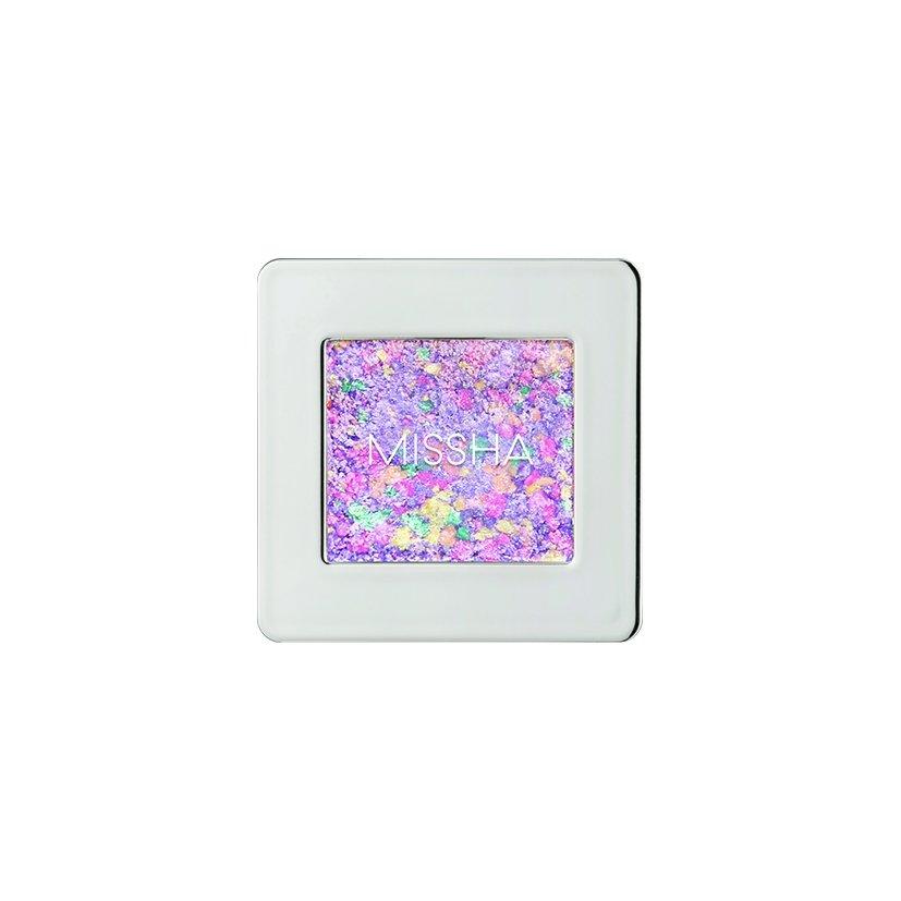 ミシャ グリッタープリズム シャドウ 日本限定カラー「GVL01」