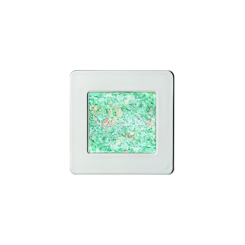 ミシャ グリッタープリズム シャドウ 日本限定カラー「GGR01」