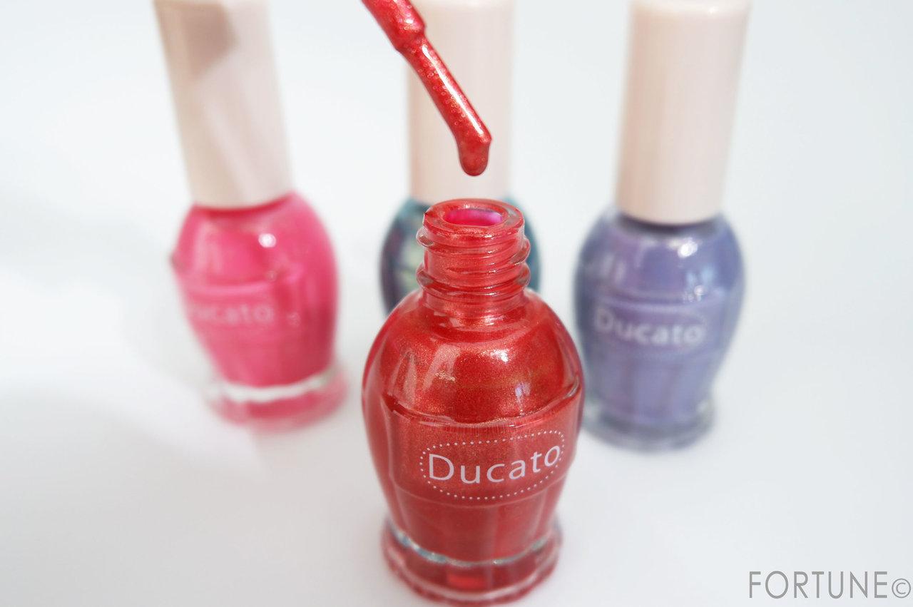 Ducato(デュカート)/ナチュラルネイルカラー N(新4色)