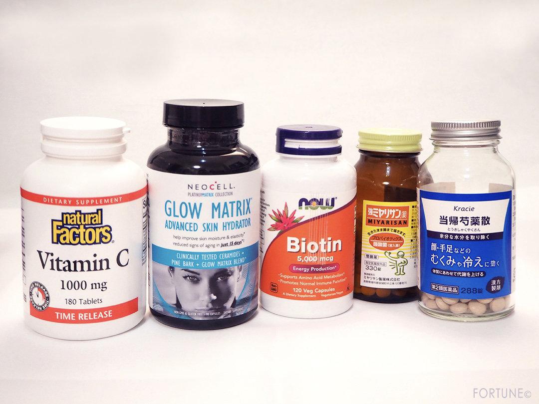 画像:サプリメント NaturalFactors Vitamin C TimeRelease Neocellグロウマトリックス
