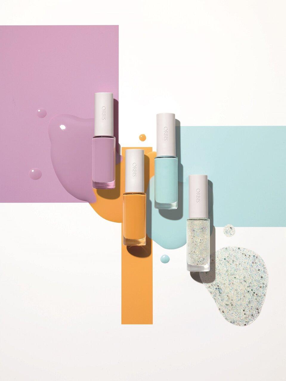 ORBIS(オルビス)「ネイルカラー」2020年新色&限定色