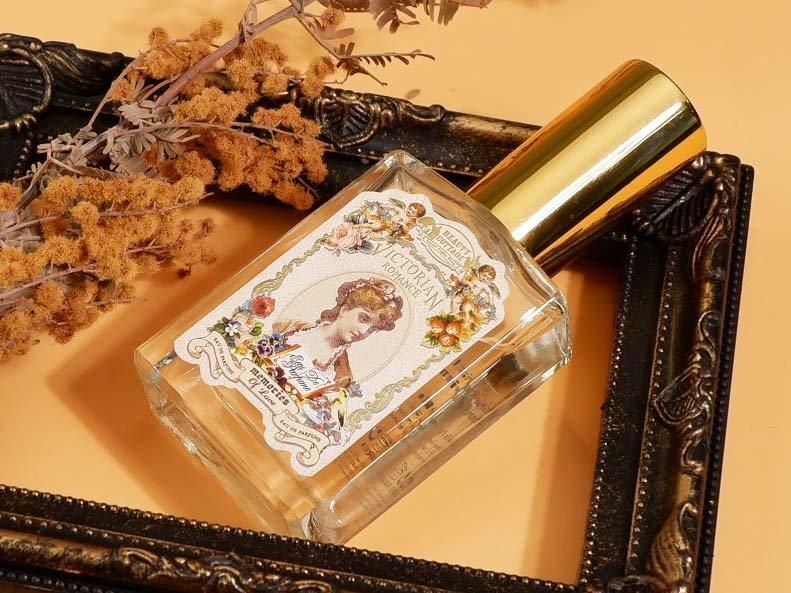 Beauty Cottage(ビューティーコテージ)「ビクトリアン ロマンス メモリーオブラブ オードパルファン」タイコスメ
