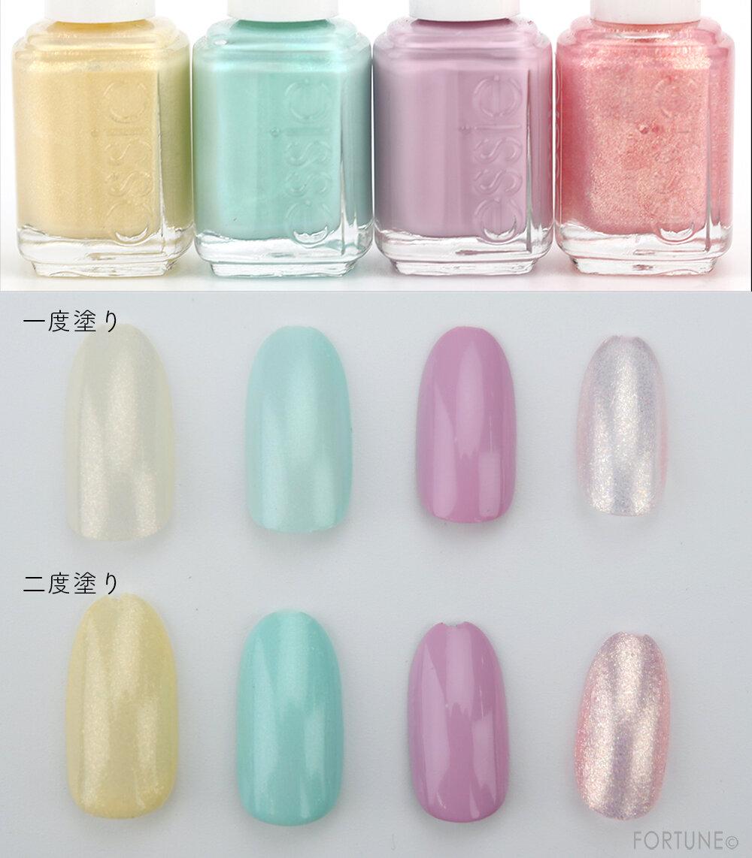 essie(エッシー)「サニービジネス コレクション」新色4色