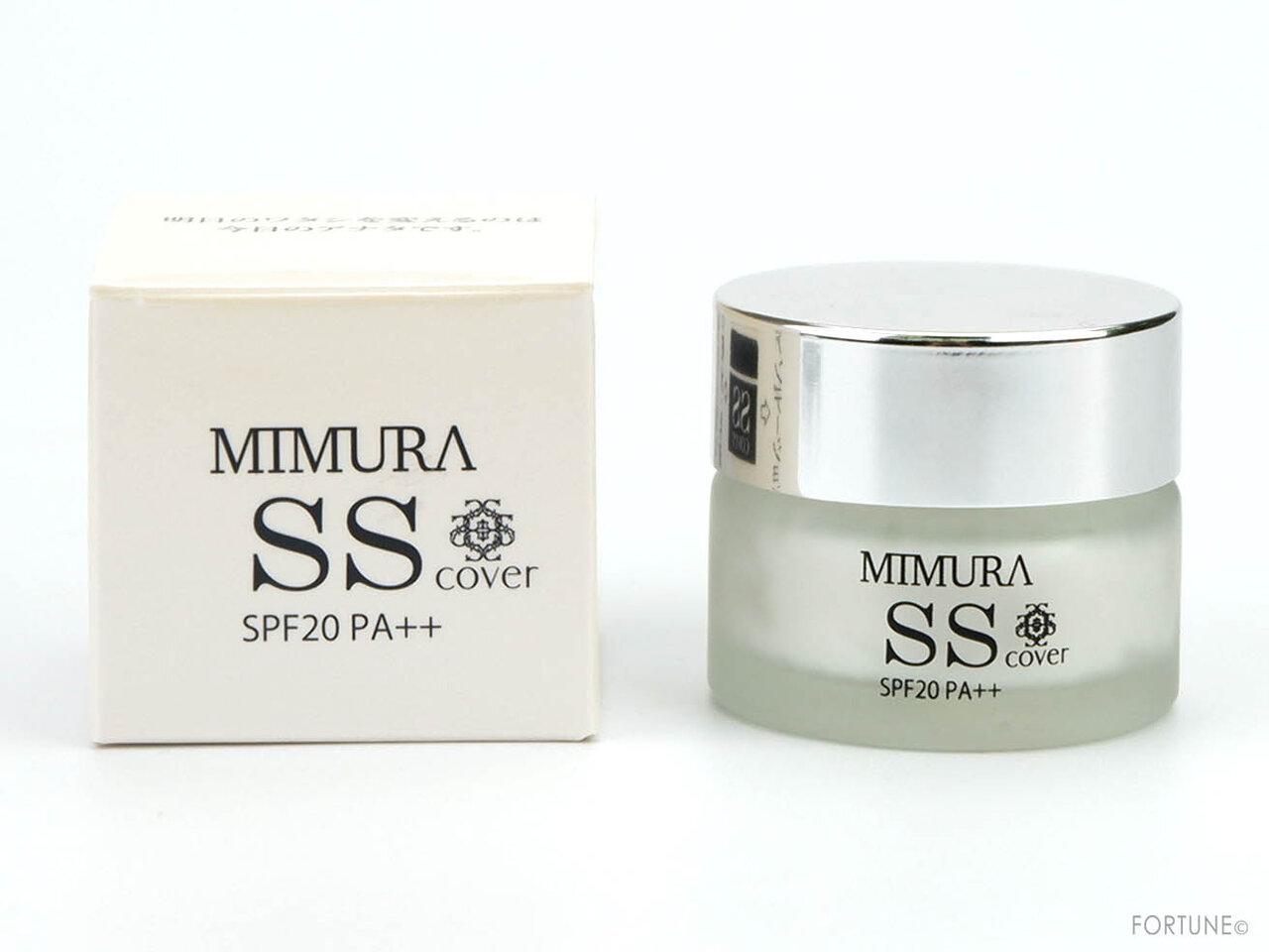 画像:MIMURA(ミムラ)「スムーススキンカバー(SS Cover)」