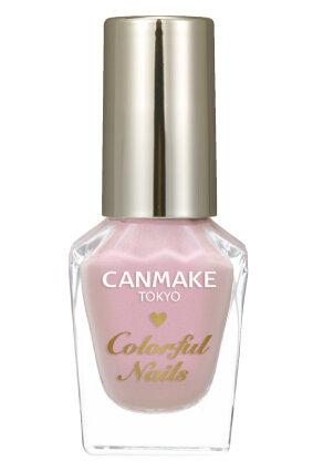 CANMAKE(キャンメイク)「カラフルネイルズ」N39 プティバレリーナ