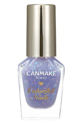CANMAKE(キャンメイク)「カラフルネイルズ」N40 レインドロップス