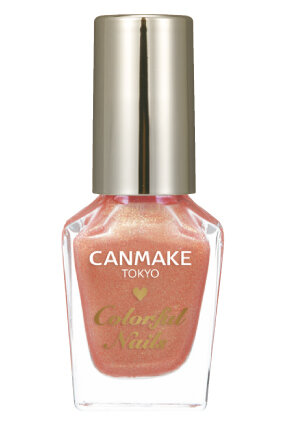 CANMAKE(キャンメイク)「カラフルネイルズ」N41 サンセットグロウ