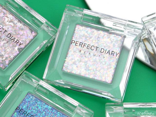 Perfect Diary(パーフェクトダイアリー)「コレクターアイシャドウ」