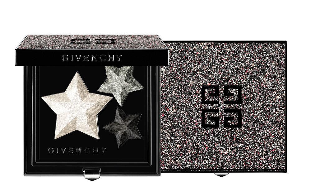 GIVENCHY(ジバンシイ) ホリデー コレクション 2020 クリスマスコフレ「ブラック・トゥ・ライト・パレット」