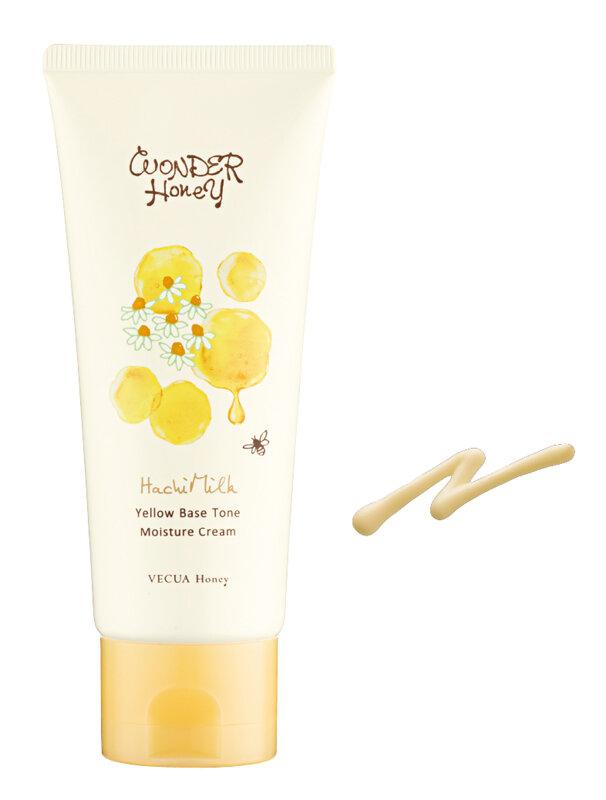 VECUA Honey(ベキュアハニー)「はちみるく イエベモイスチャークリーム」