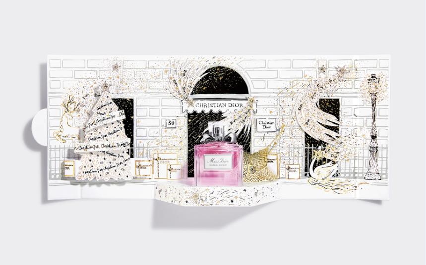 Dior 2020「ミス ディオール ブルーミング ブーケ プチ シアター」クリスマスコフレ