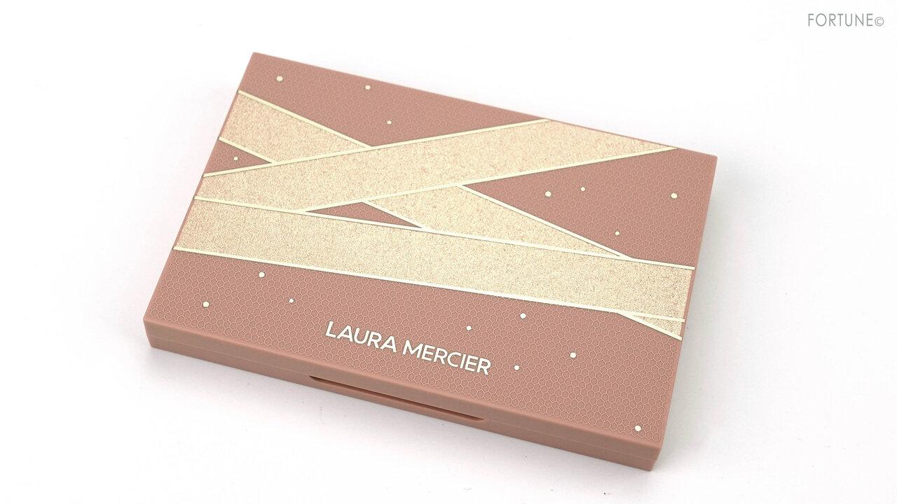 画像:LAURA MERCIER(ローラ メルシエ)新作 2020クリスマスコフレ「ローラ メルシエ プリマ バレリーナ ミニ アイシャドウ パレット」