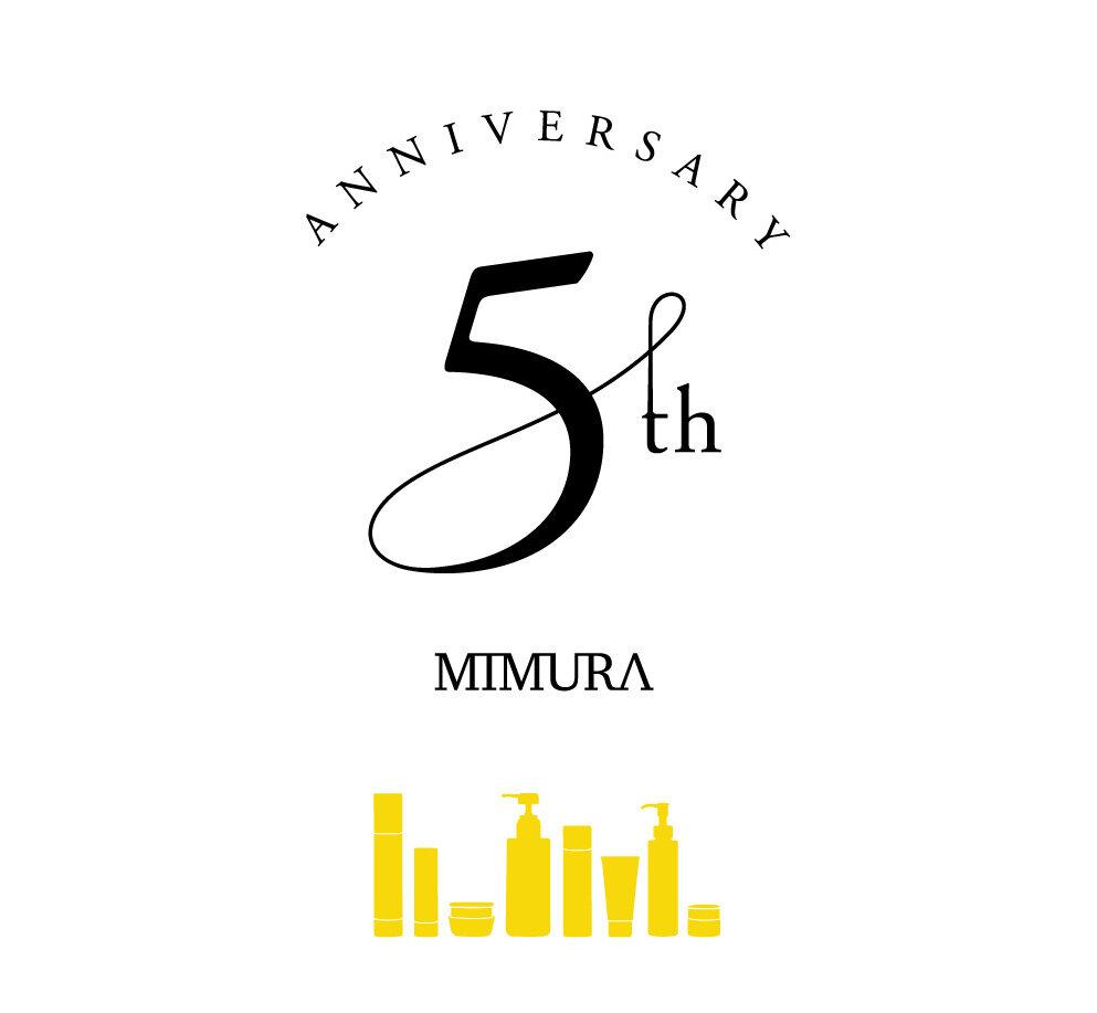 MIMURA(ミムラ)/5周年記念祭/プレゼント/スキンケア