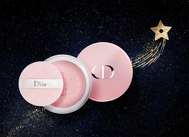 Dior/ミス ディオール 新作コスメ 2020ホリデー クリスマスコフレ「ミス ディオール ブルーミング ボディ パウダー」