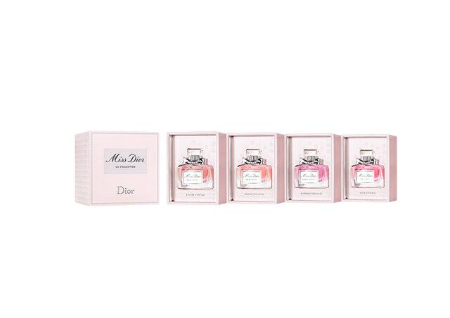 Dior/ミス ディオール 新作コスメ 2020ホリデー クリスマスコフレ「ミス ディオール ミニチュア コフレ」