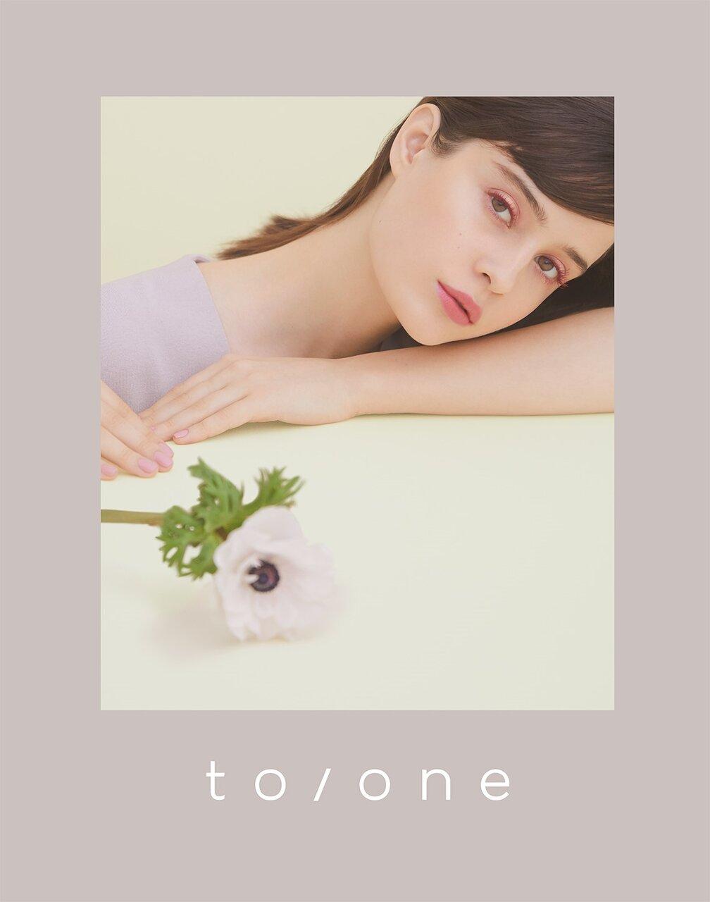 to/one(トーン) 2021春メイクアップコレクション/新作コスメ「トーン ロング ラッシュ マスカラ(SL) 」「トーン ペタル アイシャドウ」「トーン リキッドアイライナー」