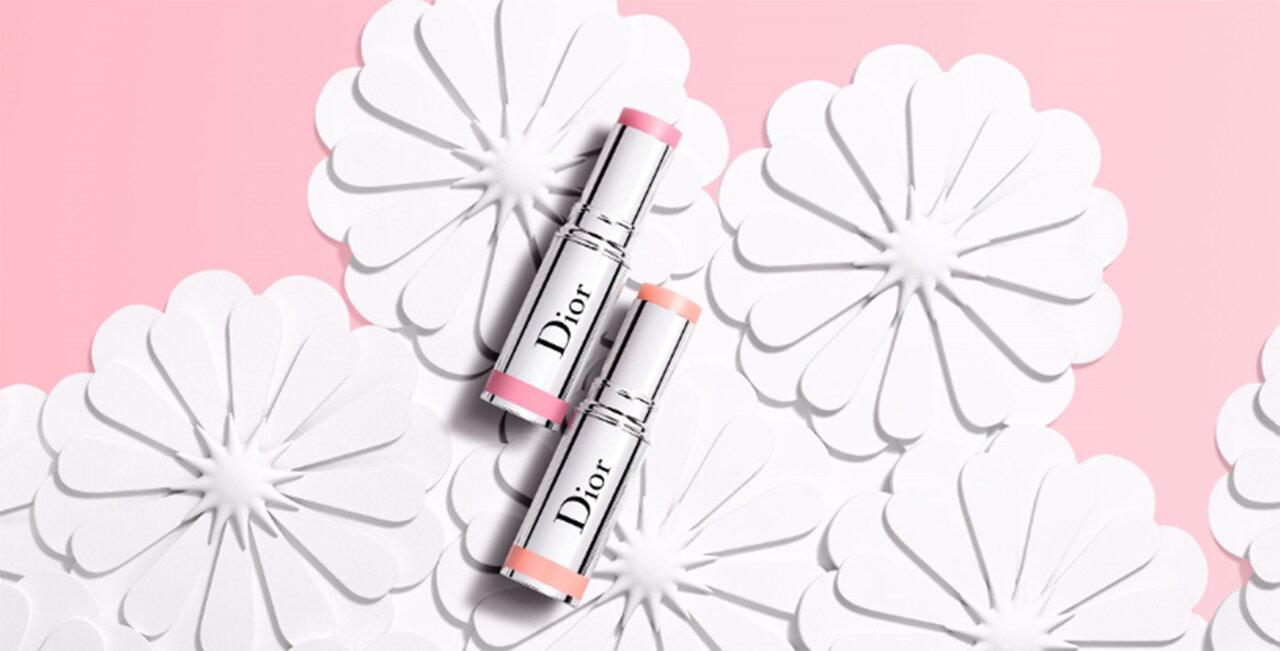 Dior/パルファン・クリスチャン・ディオール スプリング コレクション 2021〈ピュア グロウ〉春新作コスメ「スティック グロウ」