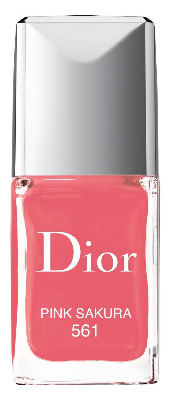 Dior/パルファン・クリスチャン・ディオール スプリング コレクション 2021〈ピュア グロウ〉春新作コスメ「ディオール ヴェルニ」561 ピンク サクラ