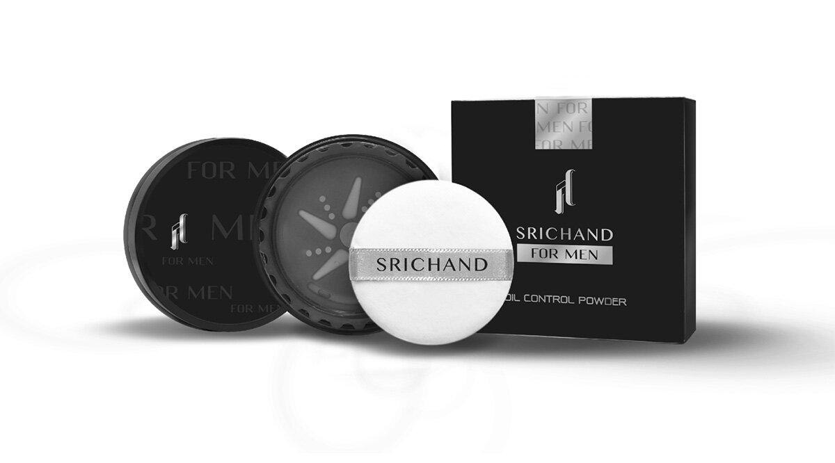 SRICHAND(シーチャン)ブラックエディション オイルコントロールパウダー