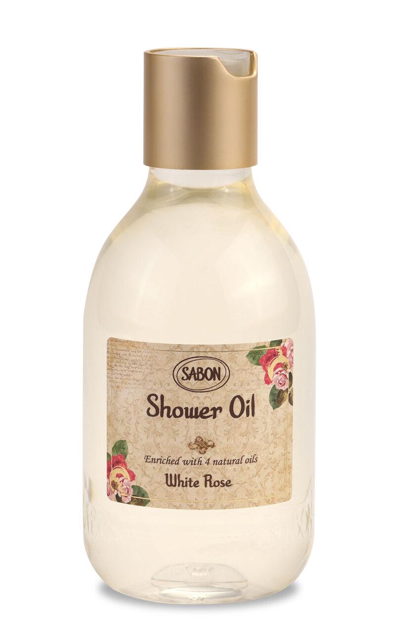 SABON/サボン シャワーオイル ホワイト・ローズ