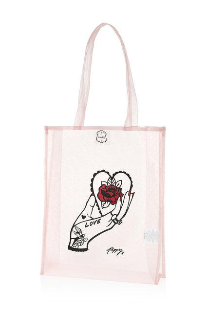 Lalin/ラリン ピンクバッグ ワイルドローズ2021