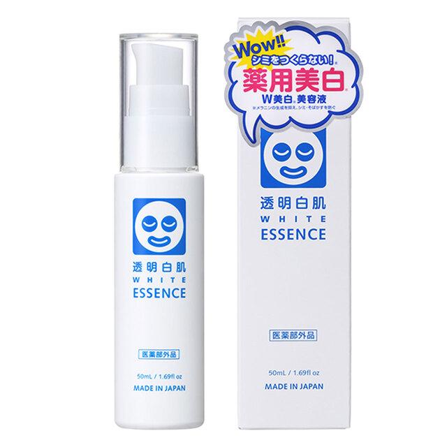 透明白肌 薬用Wホワイトエッセンス【医薬部外品】
