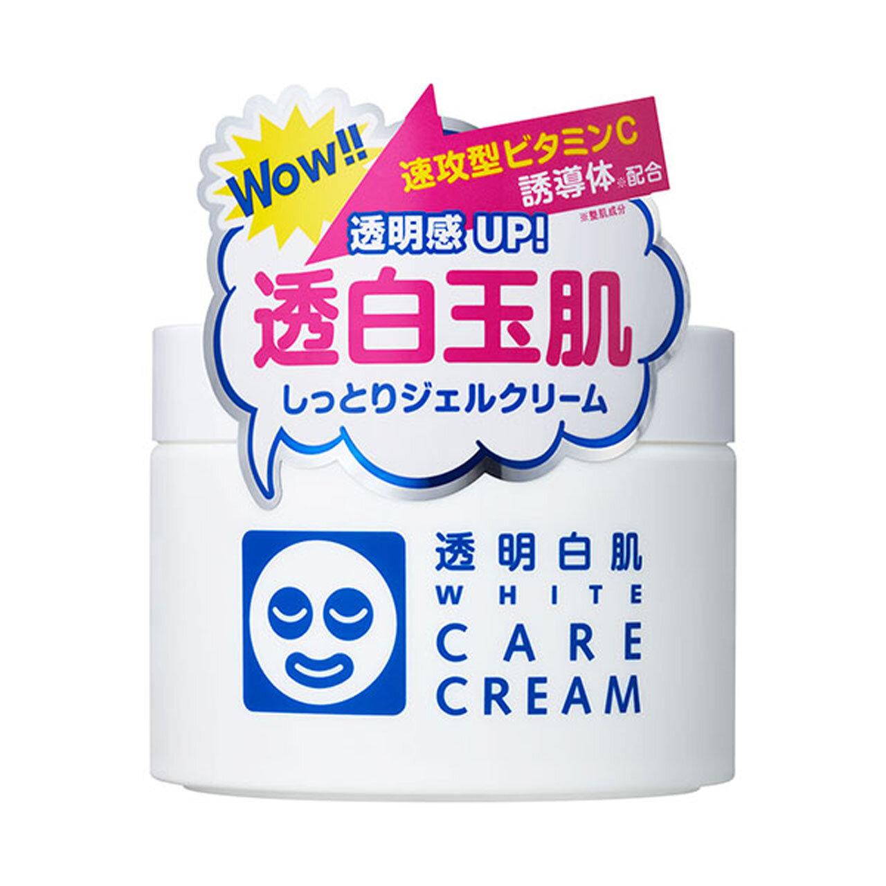 透明白肌 ホワイトケアクリーム