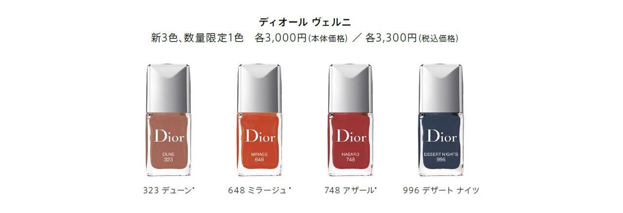 Dior/ディオール サマー コレクション 2021〈サマー デューン〉