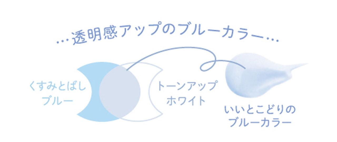 CandyDoll/キャンディドール ブライトピュアベースCC<ブルー>