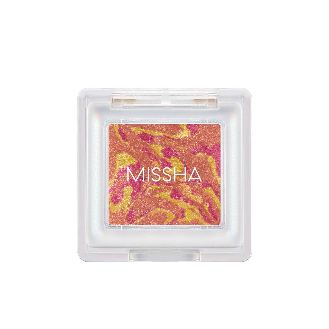 MISSHA/ミシャ グリッタープリズム シャドウ マーブル GOR02