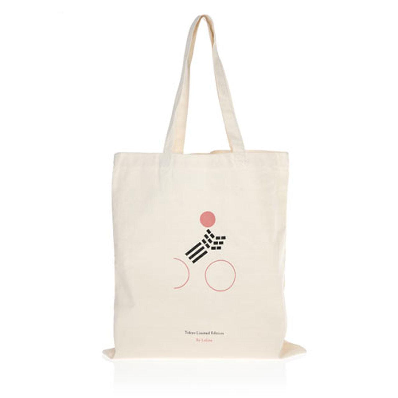 Laline/ラリンスポーツ キャンバスバッグ