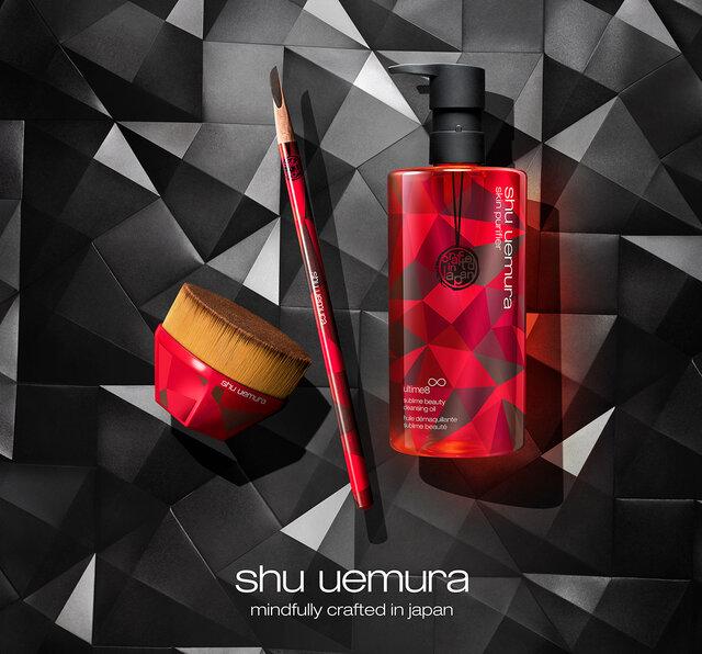 shu uemura マインドフリー クラフテッド イン ジャパン コレクション