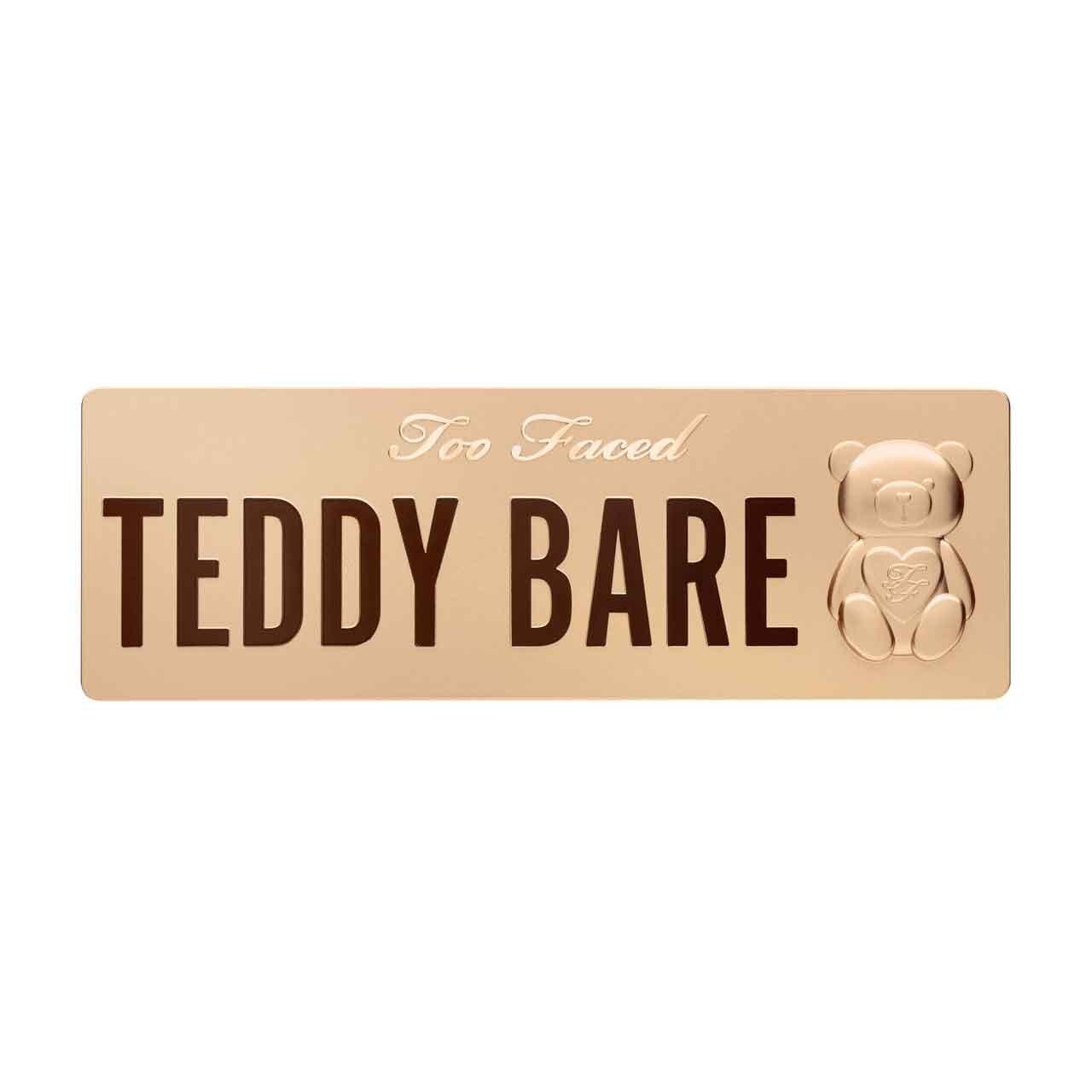 Too Faced/トゥー フェイスド「テディ ベア アイシャドウ パレット」