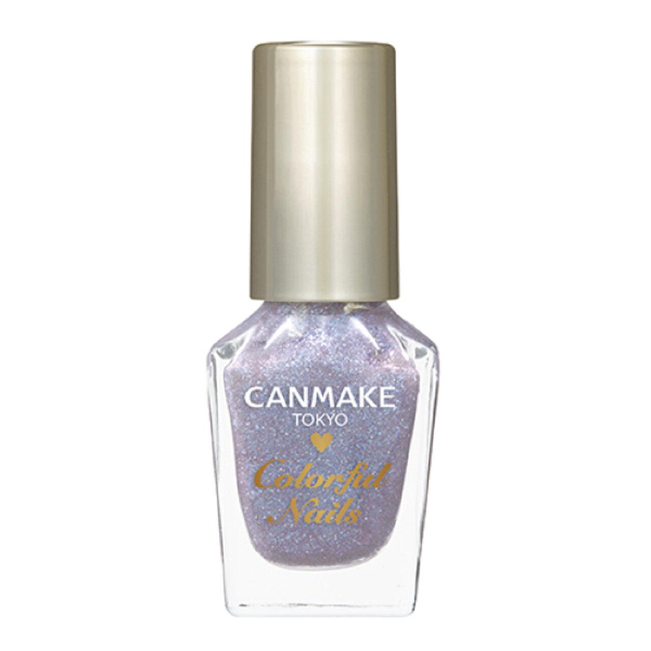 CANMAKE/キャンメイク「カラフルネイルズ」